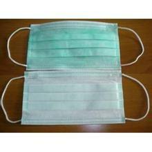 Дешевые одноразовые нетканые хирургические маски (КПД-001)