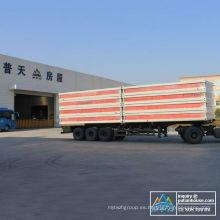Casa prefabricada de contenedores