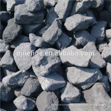 temperiertes schwarzes kohlenstoffhartes Gießereikoks zum Schmelzen von Stahlplatten