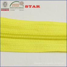 (# 3) Dtm Long-chaîne Nylon Fermeture à glissière