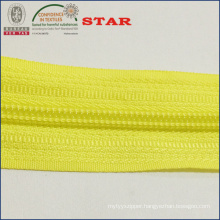 (#3) Dtm Long Chain Nylon Zipper
