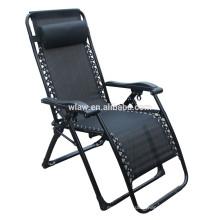 Wholesale Square Tube Deluxe Folding Zero Gravity Chair