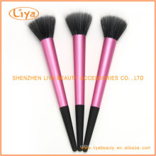 Powder mineral brush for foundation