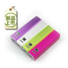 2600mAh Portable Power Bank, Cell Phone Charge, for iPhone Battery