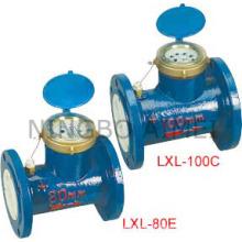 Compteur d'eau Type Woltman horizontal (LXL-80E-200E LXL - 80C - 200 ° C)