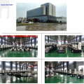 Torno de la mini fresadora del CNC de Shangai BS205