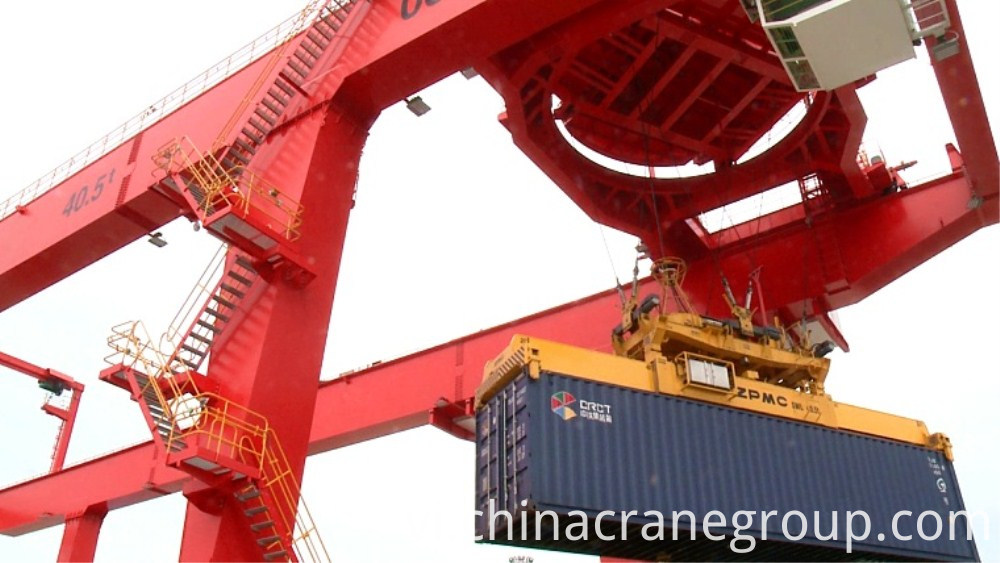 dockside gantry crane