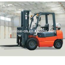 Heli Gasoline/LPG Dual Fuel Forklift