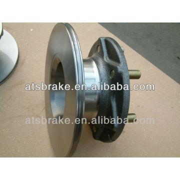 Disque de frein TRW No DF1726S Disques de frein pour IVECO