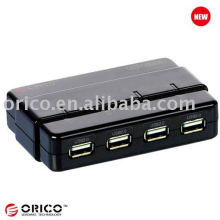 Disquete 4 grupos HDD Power switcher