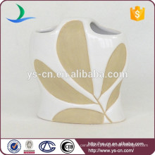 YSb50094-01-th OEM chinaware toothbrush holder product