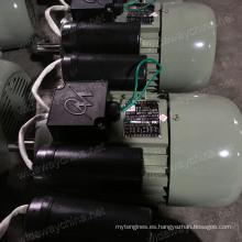 0.37-3kw monofásico Condensador de arranque y funcionamiento Inducción de CA Electircal Motor para Paddy Thresher Uso, OEM y fabricación, Promoción del motor
