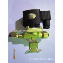 brass electromagnetic 24v dc solenoid valve hydraulic solenoid valve