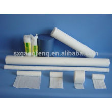 Rouleau de bandage de gaze 100% coton. BP.