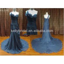 Оптовая цена в Китае реального фотона платья невесты