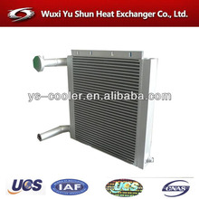 high reputation wuxi manufacturer of hydraulic oil cooler for kebelco excavator