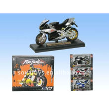 Motocyclette de jouet en plastique modèle