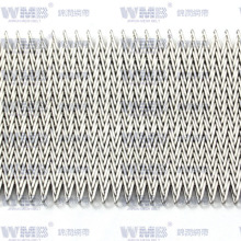Regular Rod Flange Edges Compound Balanced Weave