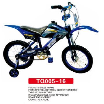 Motor Design of Children Bicycle 12inch