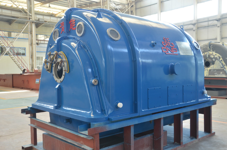 Steam Turbine Generator (22)
