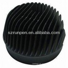 Disipador de calor de aluminio de alta calidad de la fundición