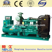 500kw CE Approved Water-Cooled Open Type Yuchai Generator