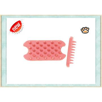 Soft Material Pets Bathe Brush