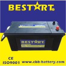 Bateria acidificada ao chumbo certificada 12V200ah do Mf do produto da venda quente do nível superior