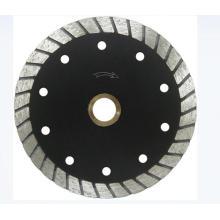 спеченный алмазный отрезной диск для мокрой керамической алмаз турбо лезвие