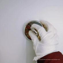 Detector de metales redondo mango magnético ganchos imán de pesca