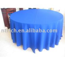 Tissu de Polyester de Table de mariage