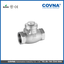 BSP Threaded CF8 Check Valve with best price