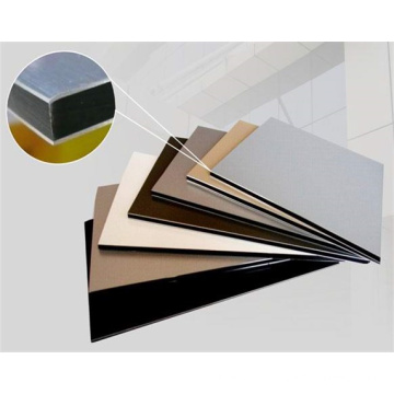 PVDF для плакирования стены алюминиевая составная панель АКП