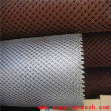 Galvanized iron wire expanded metal mesh