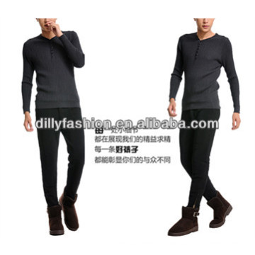 new 2017 fashion winter mink leggings for men