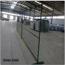 6ftx10ft Canada Standard Powder Coated Temporary Fence