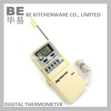 Wt-2 Multi-Purpose BBQ Digital Thermometer and Timer (BE-5005)