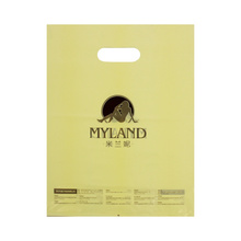 Die Cut Standard Size Shopping Plastic Bag