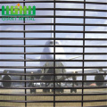 Clearvu PVC 3D Welded Garden Fence Panels