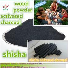 Charcoal shisha for hookah plant in Arab