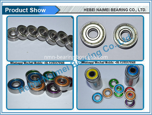 Skateboard bearing
