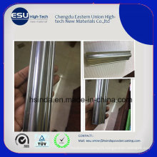 Aluminium Profile Silver Mirror Chrome Effect Color Paint Powder Coating
