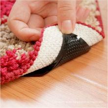 2014 rugosas de la alfombra del palillo de la base de la alfombrilla antideslizante respetuosas del medio ambiente de la alfombra vendedora caliente