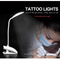 Magnifying Lamp Rolling Floor Stand Facial Skin LED Tattoo Table Lamp