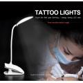 Увеличительное лампы прокатки напольная подставка кожа лица татуировки светодиодные настольные лампы