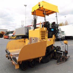 Asphalt Concrete Brick Pavers Machine For Sale