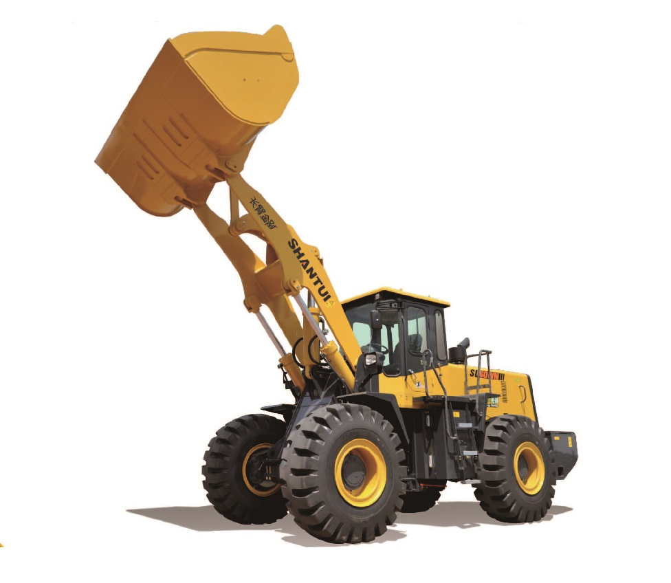 Shantui 6 ton SL60WN Wheel Loader