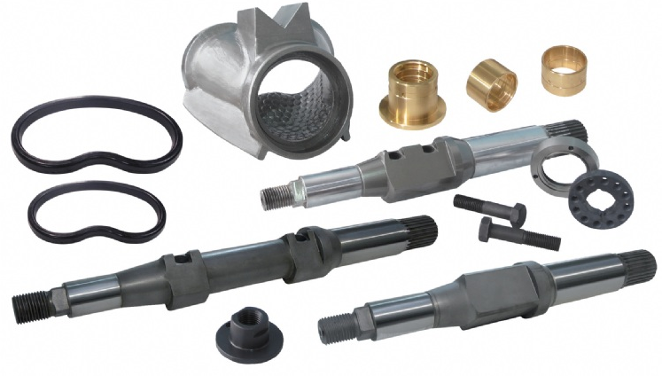 schwing concrete pump wear parts
