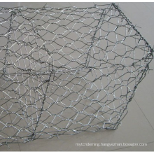 Hot dip galvanized anti rust gabion box