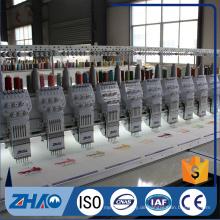 ZHAO 27 Heads flache computergesteuerte Hochgeschwindigkeitsstickmaschine Preis